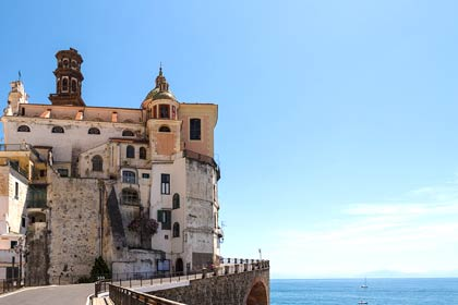 Atrani, Italy's smallest village